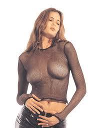 fishnet sleeves