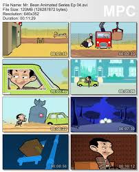 animation mr bean