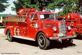 mack firetruck