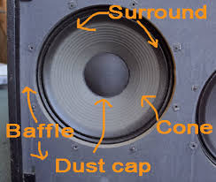 parts of a speaker