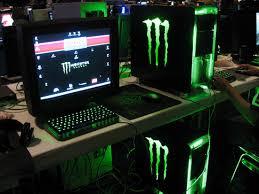 monster energy game