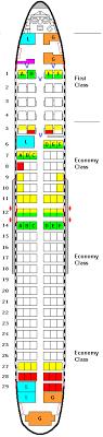 continental seats