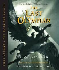 percy and the olympians book 5