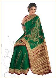 embroidery silk sarees