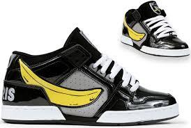 osiris banana shoe