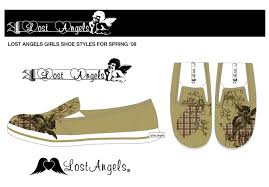 lost angels shoes