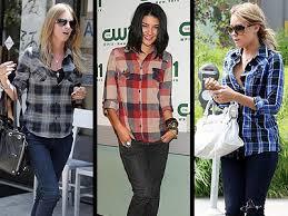plaid shirts womens