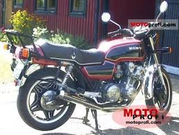 honda cb 750 1981