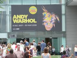 andy warhol exhibitions