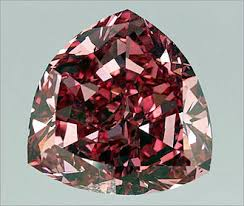 natural red diamonds