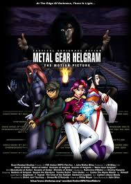 metal gear the movie