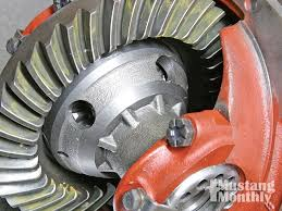 ford 9 differential