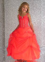 prom pageant dresses