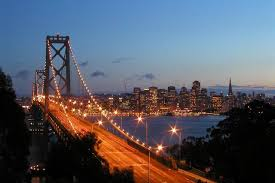 bay bridge picture