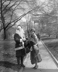 antique santa clause
