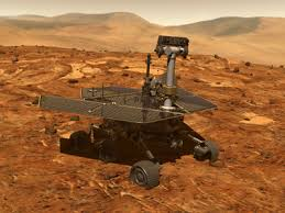 a Mars Exploration Rover