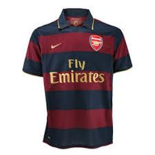 arsenal soccer apparel