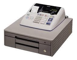 cash register draws