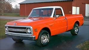 1970 chevy pickup