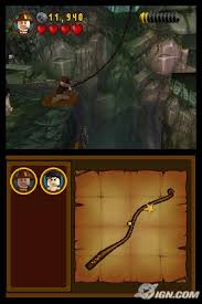 lego indiana jones on ds