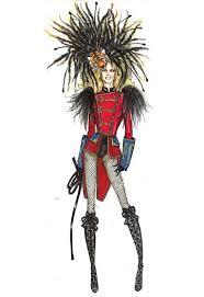 circus ring leader costume