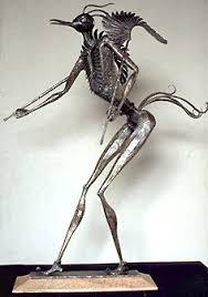 direct metal sculpture