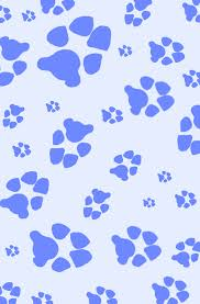 dog paw print graphics