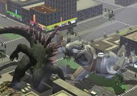 godzilla destroy all monster