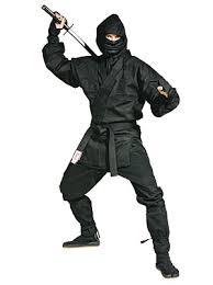 authentic ninja costume