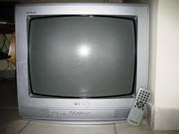 panasonic tube televisions