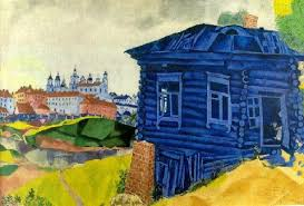 chagall art
