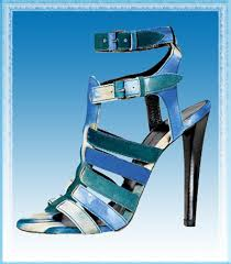 balenciaga gladiator sandal