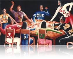 black greek organizations