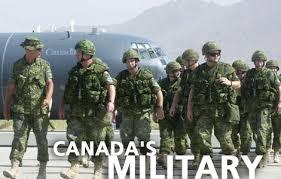 canadian militia