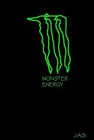 monster energy drink logos