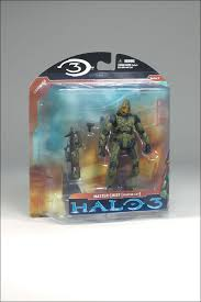 halo 3 master chief toy