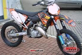 2008 ktm 125 sx