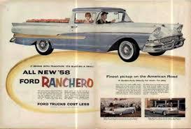 1958 ranchero