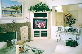 tv cabinets corner