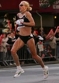 paula radcliffe running