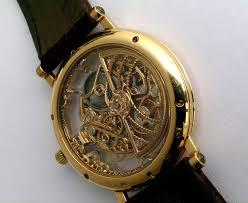 omega skeleton watches