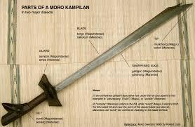 kampilan sword