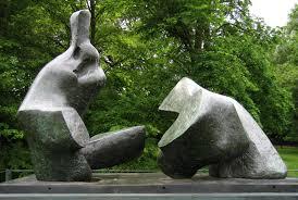 henry moore sculpture garden
