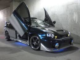 customized dodge neon