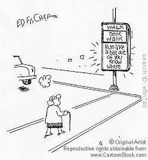 cross walk signs
