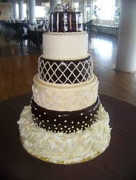 chocolate wedding cake ideas
