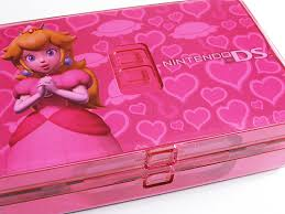 princess peach ds case