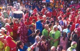 carnaval santa cruz de la sierra