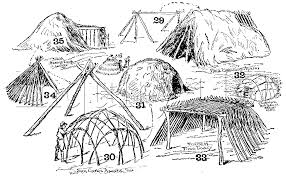apache indians shelter