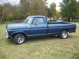 1977 ford trucks for sale